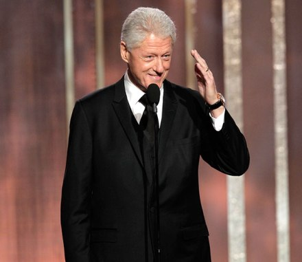 Saluting his Hollywood Following